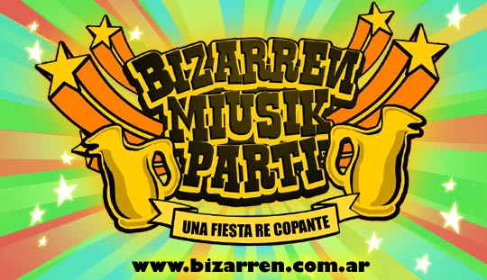 Bizarren Miusik Party