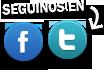 Seguinos en Facebook / Twitter