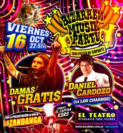 Fiesta Fiesta Viernes 16 de Octubre (El Teatro – Flores)