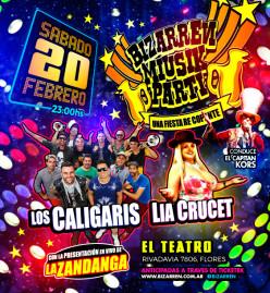 Fiesta Fiesta Sabado 20 de Febrero (El Teatro – Flores)
