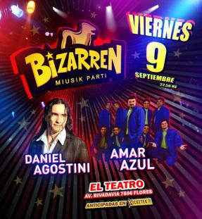 Fiesta Fiesta Viernes 9 de Septiembre (El Teatro – Flores)