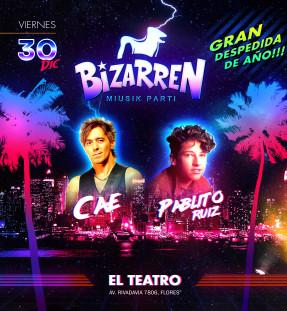 Fiesta Fiesta Viernes 30 de Diciembre (El Teatro – Flores)