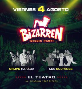 Fiesta Fiesta VIE 4 AGO (El Teatro – Flores)