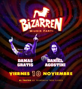 Fiesta Fiesta VIE 10 NOV (El Teatro – Flores)