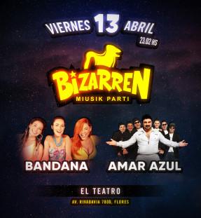 Fiesta Fiesta VIE 13 ABR (El Teatro – Flores)