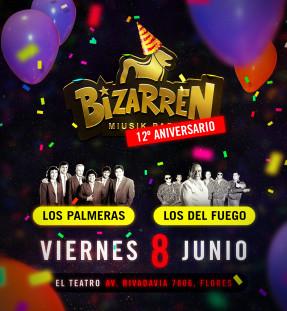 Fiesta Fiesta VIE 8 JUN (El Teatro – Flores)