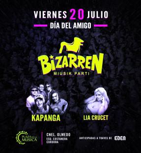 Fiesta Fiesta VIE 20 JUL (Plaza de la Música – Córdoba)