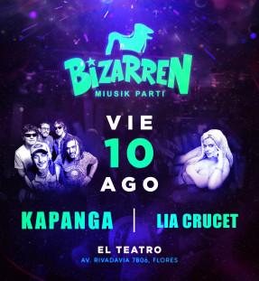 Fiesta Fiesta VIE 10 AGO (El Teatro – Flores)