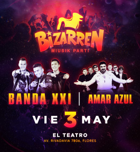 Fiesta Fiesta VIE 3 MAY (El Teatro – Flores)
