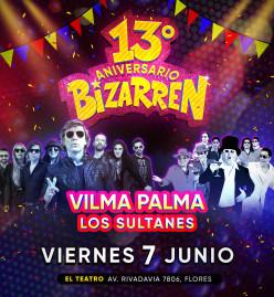 Fiesta Fiesta VIE 7 JUN 13º ANIVERSARIO (El Teatro – Flores)