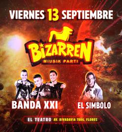 Fiesta Fiesta VIE 13 SEP (El Teatro – Flores)