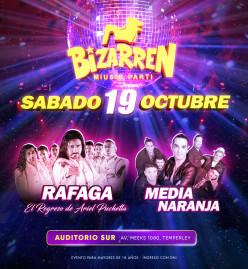 Fiesta Fiesta SAB 19 OCT (Auditorio Sur – Temperley)
