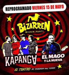Fiesta Fiesta VIE 15 MAY REPROGRAMADO (El Teatro – Flores)