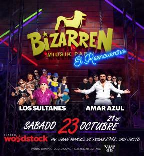 Fiesta Fiesta SAB 23 OCT (Teatro Woodstock – San Justo)